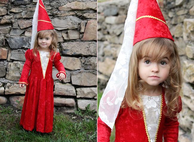 Amazoncom medieval princess hat